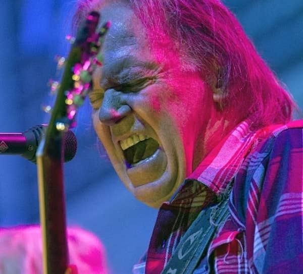 Neil Young à Montréal, 23 novembre 2012