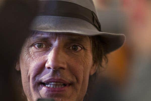 Jean Leloup était en spectacle à Montréal, en novembre 2015.