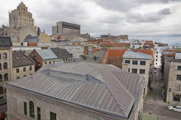 Vieux Montréal, septembre 2016