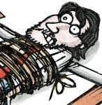 Le coup de crayon du 17 février