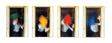 Sorel Cohen, Untitled (The Shape of Gesture)<br />