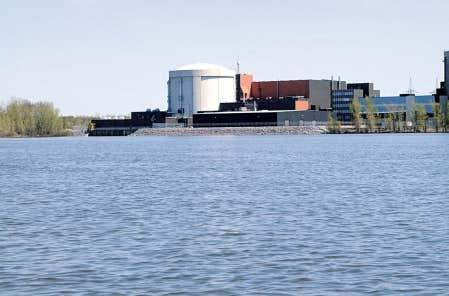 Le gouvernement du Qu&eacute;bec examine pr&eacute;sentement un projet de r&eacute;fection de la centrale qui s&rsquo;&eacute;l&egrave;verait &agrave; 2,5 milliards.<br />