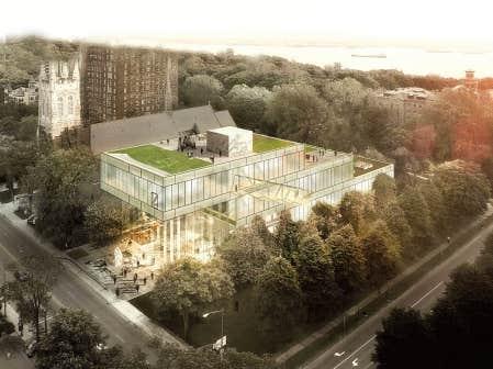 Concours d 39 architecture soixante seize projets plus tard le devoir - Planche concours architecture ...