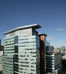 Le pavillon de génie et d'informatique de l'Université Concordia