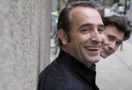 Entretien avec le r alisateur michel hazanavicius et l for Agent jean dujardin