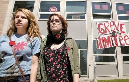 Les étudiants du cégep Marie-Victorin ont décidé de rejeter l'entente de principe intervenue entre les fédérations étudiantes et le gouvernement Charest. Sur les 17 associations qui se sont exprimées hier, 16 ont fait le même choix.