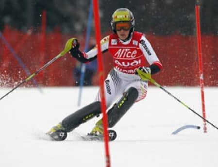 Coupe du monde de ski alpin l 39 autrichienne nicole hosp - Classement coupe du monde de ski alpin ...