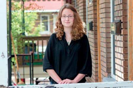 Éliane Laberge succédera à Léo Bureau-Blouin à la présidence de la FECQ le 1er juin.