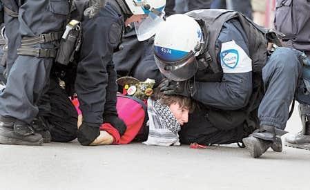 Les interventions policières des derniers mois indignent un grand nombre de Québécois.