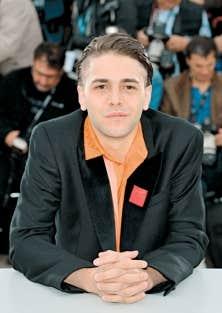 Le cinéaste Xavier Dolan