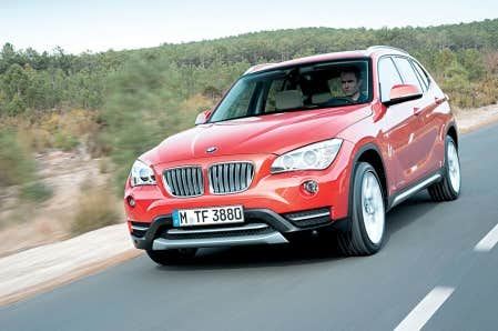 bmw x1 le rejeton de l hypersegmentation le devoir. Black Bedroom Furniture Sets. Home Design Ideas