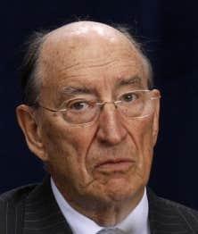 Marc Lalonde, ancien directeur de cabinet, ministre libéral sous le règne de Pierre Elliott Trudeau