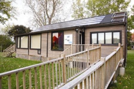 Conservation de l 39 nergie vers une maison solaire for Construire une maison intelligente