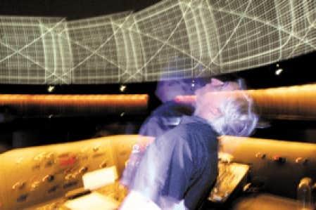 Vieux de 42 ans, le simulateur de voûte céleste est vétuste et menace de tomber en panne à tout moment.