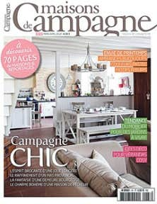 magazine maisons de campagne 87 le devoir. Black Bedroom Furniture Sets. Home Design Ideas