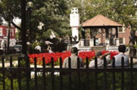 Parc de Portugal Montreal le Parc du Portugal