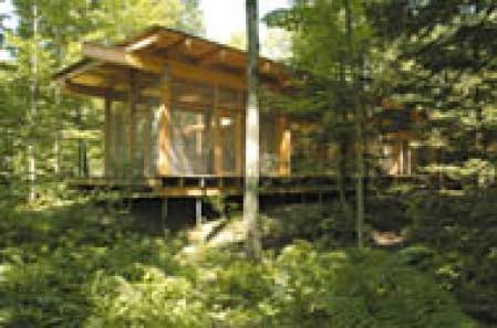 Architecture la maison dans la nature le devoir - Maison en pleine nature ...