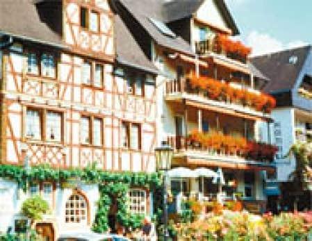 Allemagne rhin riesling et romantisme le devoir - Office tourisme allemagne ...