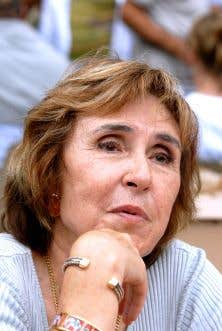 Édith Cresson, première ministre sous Mitterrand