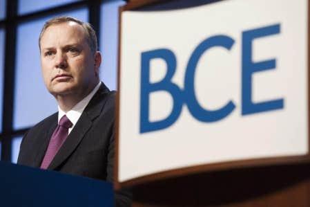 «BCE est déterminée à offrir des rendements soutenus et attrayants à [ses] actionnaires», a dit hier George Cope, président et chef de la direction de BCE et de Bell Canada.