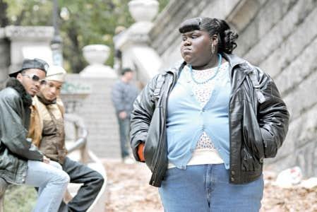 Precious permet à Gabourey Sidibe d'être en lice pour le prix de la meilleure actrice.