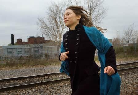 La chanteuse québécoise de renommée mondiale Lhasa de Sela photographiée en 2006. Le cancer du sein l'a emportée à l'âge de 37 ans.