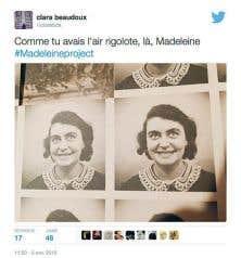 En ligne, «Madeleine Project» a fait cliquer plus de 120 000 personnes sur la page «Storify».