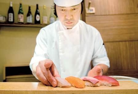Un japonais d 39 exception le devoir for Restaurant japonais chef cuisine devant vous