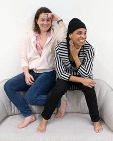 Caroline Laurin-Beaucage et Mélanie Demers ont fait partie du comité-conseil chargé de penser la transformation d'O Vertigo en Centre chorégraphique O Vertigo.