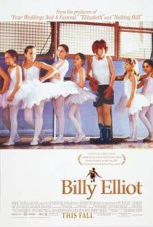 Affiche originale du film «Billy Elliot»