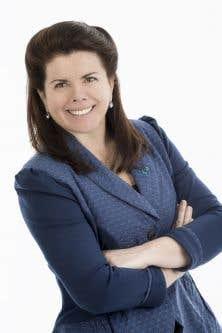 L'entrepreneure Lorraine Simard