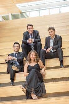 Dover va donner l'intégrale des Quatuors de Beethoven au Festival de musique de chambre.