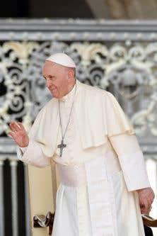 Le souverain pontife sera en Colombie du 6 au 11septembre prochains.
