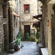 Le «bed & breakfast» Munta e Cara à Apricale, en Ligurie
