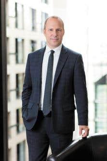<strong>Michel Leblanc</strong><br /> Président et chef de la direction<br /> de la Chambre de commerce du Montréal métropolitain