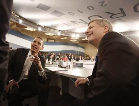 G20 harper crie victoire mais le devoir - Chef de cabinet du premier ministre ...