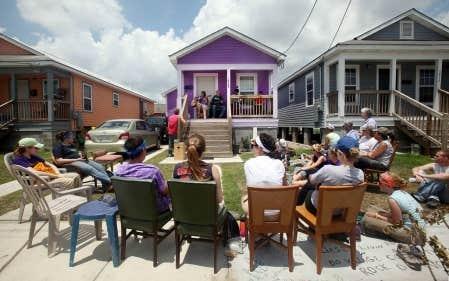 cinq ans apr s katrina apr s l 39 ouragan de nouveaux talents le devoir. Black Bedroom Furniture Sets. Home Design Ideas