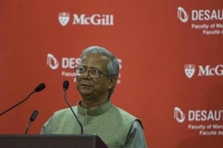 Muhammad Yunus<br />