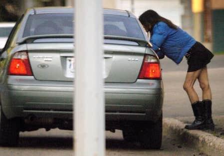 comment se passe une passe avec une prostituée