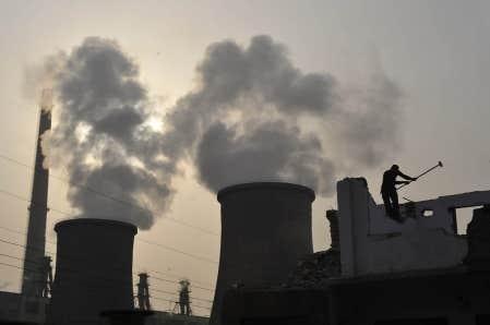 La Chine a reconnu cette semaine &ecirc;tre le plus important producteur de GES.<br />