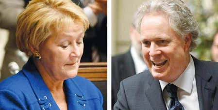 Pauline Marois loses riding then resigns, as Quebec Liberals hand Parti Québécois a stunning defeat