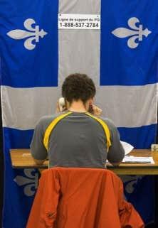 Les Canadiens pourront s'inscrire à une liste d'exclusion pour éviter les appels de sollicitation. Mais les firmes de sondage et les partis politiques pourront continuer d'appeler dans tous les foyers.