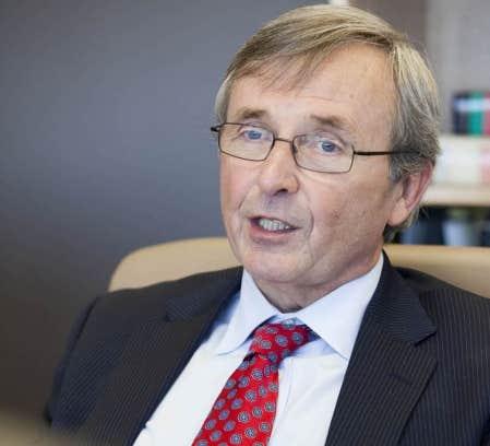 Wayne Smith statisticien en chef de Statistique Canada<br />