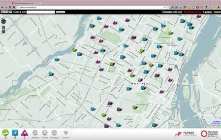 Patinermontreal.ca livre les informations sur l&rsquo;&eacute;tat des patinoires et des sentiers de ski de la ville, que le citoyen peut consulter par l&rsquo;entremise de cette application pour appareil mobile.<br />