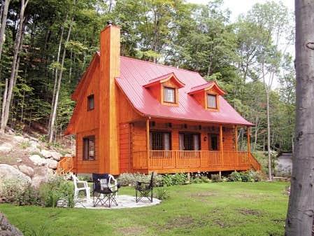 Le prix moyen des maisons a grimp de 8 8 le devoir - Maisons canadiennes ...