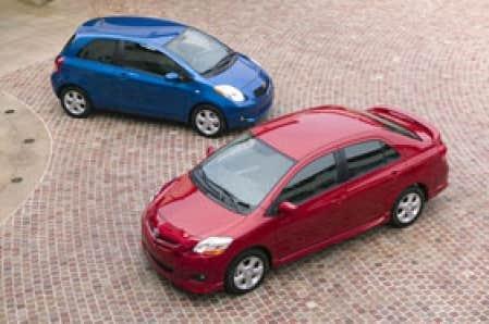 Toyota Yaris La Lutte Se Resserre Le Devoir
