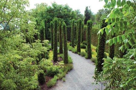 Le jardin des curiosit&eacute;s, une petite perle am&eacute;nag&eacute;e en bordure du Richelieu, &agrave; Saint-Ours<br />