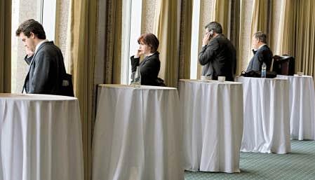 Dans les entreprises, les femmes en position d&rsquo;autorit&eacute; demeurent largement minoritaires.<br />
