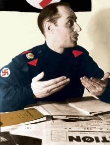 L&rsquo;histoire d&rsquo;Adrien Arcand, figure majeure de la droite extr&ecirc;me au Canada, &eacute;tait demeur&eacute;e &agrave; ce jour &agrave; peu pr&egrave;s inconnue, enterr&eacute;e par le poids des mythes unificateurs et rassurants dans lesquels baigne encore notre quotidien.<br />