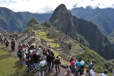 machu picchu tourisme - Photo